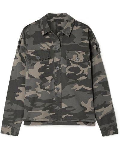 Ватная армейская зеленая куртка Atm Anthony Thomas Melillo