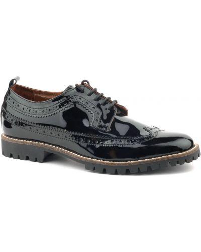 Кожаные туфли Voile Blanche