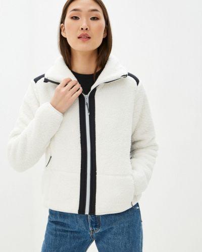 Белая куртка Under Armour