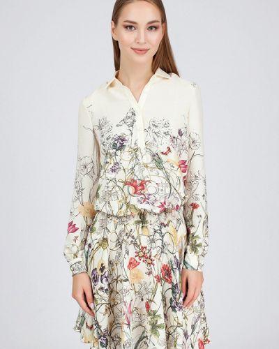 Платье - белое Serginnetti
