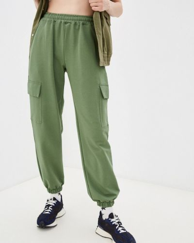 Зеленые джоггеры летние D.s