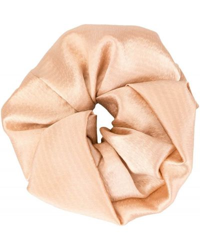 Розовая резинка для волос на резинке Jennifer Behr