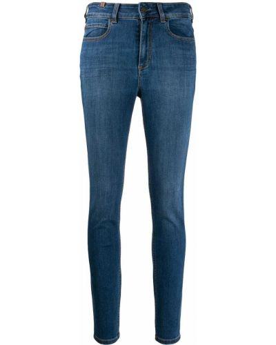 Джинсовые зауженные джинсы - синие Notify