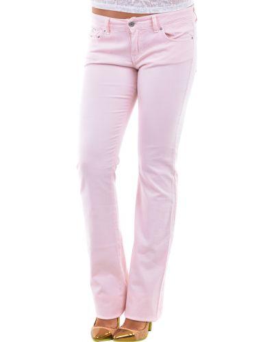 Хлопковые брюки - розовые Richmond