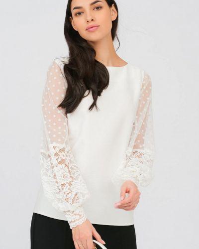 Белая блузка Lussotico