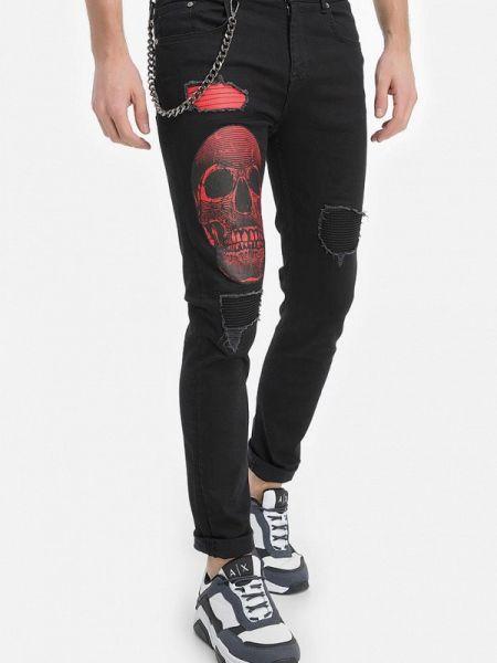 Черные джинсы Millennials