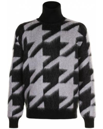 Свитер с воротником-стойкой шерстяной Givenchy