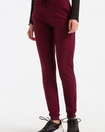 Спортивные брюки бордовый красный Ltb