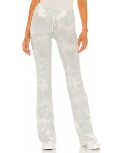 Ze sznurkiem do ściągania miękki niebieski majtki w połowie kolana Wildfox Couture