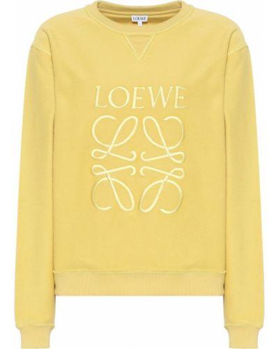 Bawełna bluza Loewe