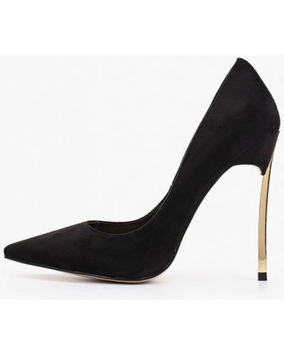 Лодочки - черные Diora.rim