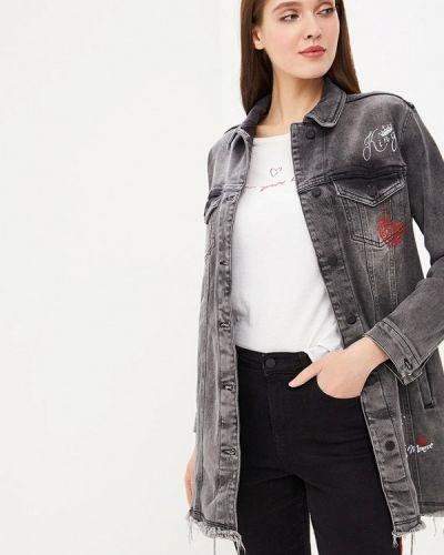Джинсовая куртка осенняя турецкий Whitney