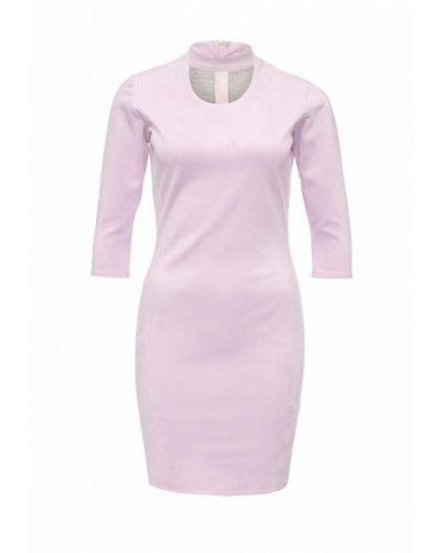 Платье фиолетовый Chic