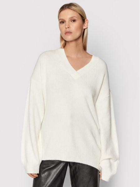 Sweter - biały Na-kd