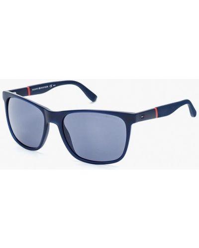 Солнцезащитные очки квадратные 2019 Tommy Hilfiger