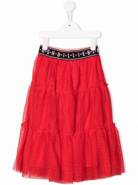 Długa spódnica tiulowa Billieblush