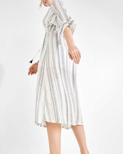 Платье весеннее серое Women'secret