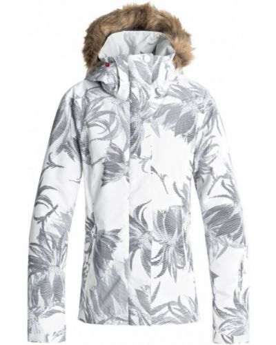 Белая куртка для сноуборда Roxy