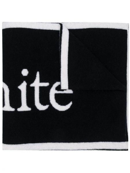 Wełniany szalik Off-white