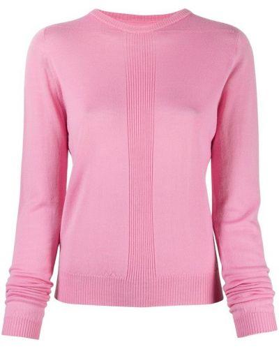 Różowy sweter Rick Owens