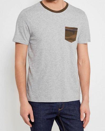 Серая футболка Gap