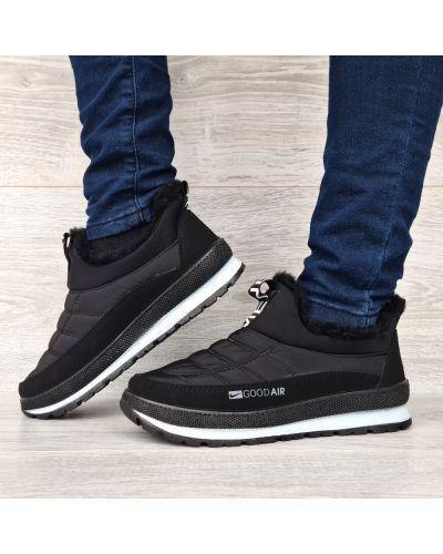 Ботинки - черные Bromen