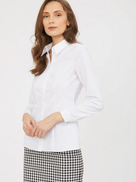 Блузка с длинным рукавом белая весенний Calista