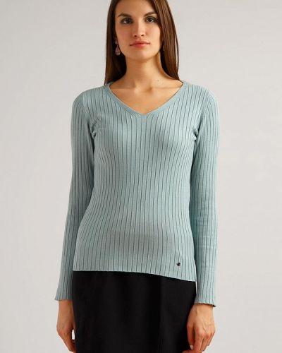 Бирюзовый пуловер Finn Flare