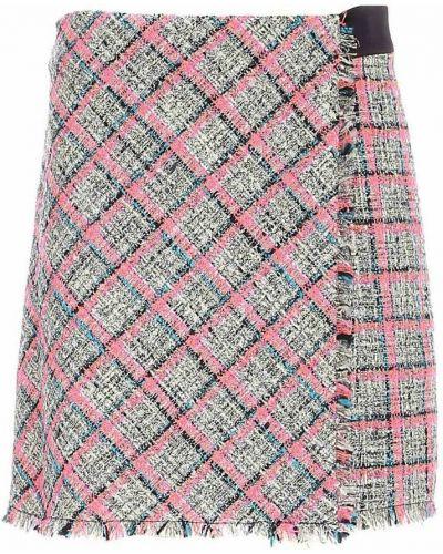 Różowa spódnica Karl Lagerfeld