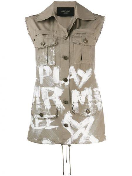Куртка на пуговицах Mr & Mrs Italy