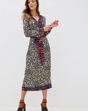 Однобортное платье Camomilla Italia