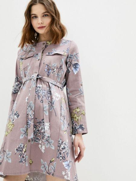 Платье - розовое 9месяцев 9дней
