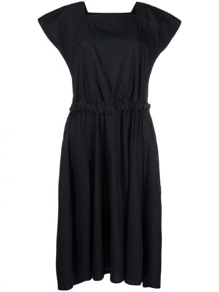 Sukienka midi mini czarny Toogood
