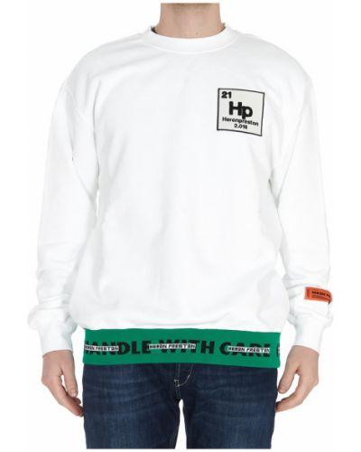 Sweter z printem Heron Preston