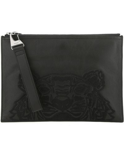 Czarna kopertówka Kenzo