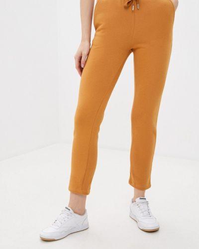 Оранжевые спортивные брюки Savage