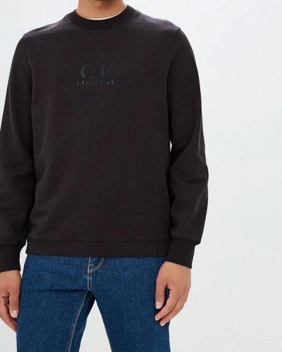 Черный свитшот C.p. Company