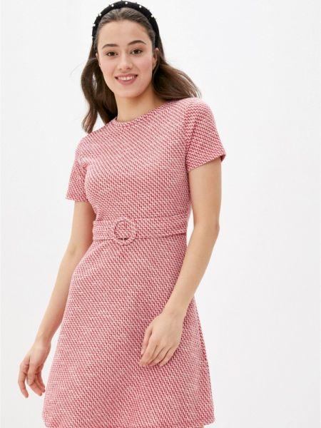 Красное платье Defacto