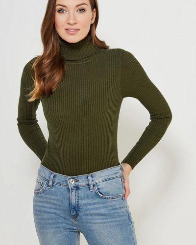 Водолазка зеленый хаки Conso Wear