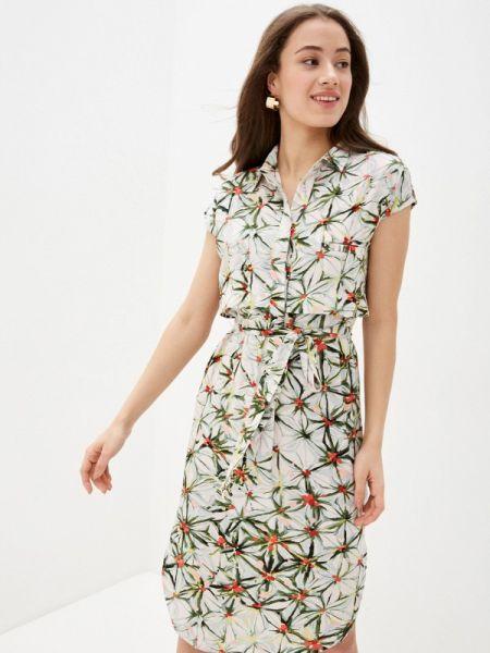 Платье платье-рубашка весеннее Savage