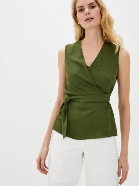 Зеленая блузка Adl