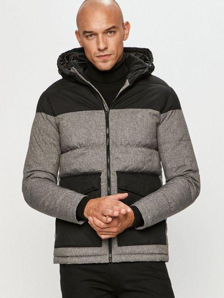 Куртка с капюшоном - черная Produkt By Jack & Jones