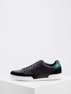 Низкие кроссовки - черные Ted Baker London
