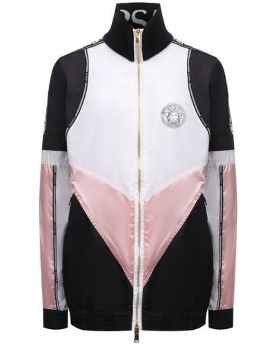 Нейлоновая ветровка - белая Versace