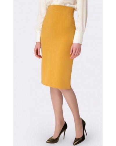 Юбка желтый Cat Orange