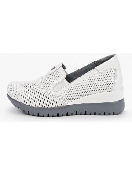 Кожаные туфли белый Pierre Cardin