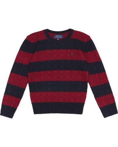 Klasyczny kaszmir sweter Polo Ralph Lauren Kids