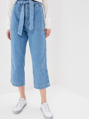 Джинсовые зауженные джинсы - голубые Pepe Jeans