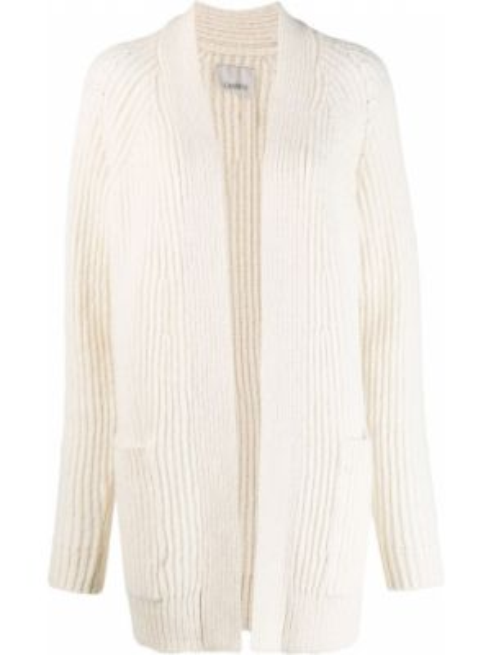 Белое пальто Laneus