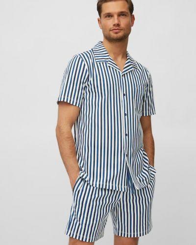Piżama bawełniana Marc O Polo